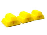 Gold Bars For Stone Age, Set of 10
