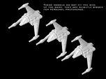 (Armada) 3x Delta Shuttle