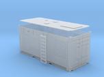 1:87 Generator AC 1MW in einem 20 ft Container