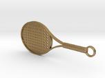 Tennis Racket Keychain