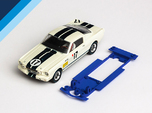 1/32 Monogram Ford Mustang GT350 Chassis
