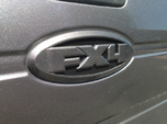 Ford F150 (09-14) FX4 Tailgate Badge