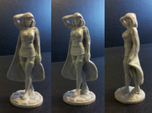 Sheila of D&D 1.77inch Figure