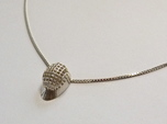 Fencing Mask Pendant