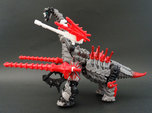 TF4 : AOE Warrior Of Colossus Kit for Voyager Slog