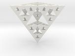 Hollow Sierpinski Tetrahedron