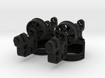 Portal axle set