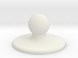 Ball hinge - ball part