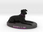 Custom Dog Figurine - Shellie