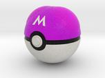 Master Ball Original Size (8cm in diameter)