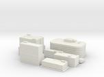 City Building Set (8 in 1) - 1 piece version