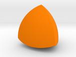Meissner tetrahedron - Type 1