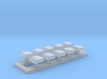 Ziegler Integro Blaulichtecke - Set of 10