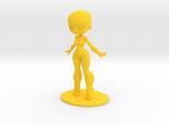 Girl DIY Figurine