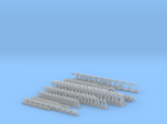 Hydraulic & threaded pipe fittings - 1/35 scale