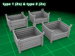 Stackable Container Set 1