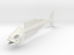 Flexible Fish Skeleton