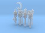 Sailormoon Miniature Wand Set