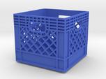1/10 Scale Milk Crate