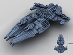 HOMEFLEET Battlecruiser