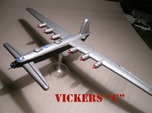 Vickers C (1/285 Scale) - Qty. 1