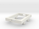 Gn15 small 4ft wagon chassis
