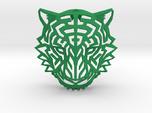 Modern Faux Taxidermy - Tiger Head (S)