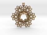 OCEAN FORMS Designer Jewelry Pendant