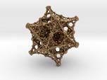 Pendant - Kaleidoscopic Fractal Virus