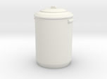 1:24 Garbage Can - Dustbin