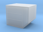 H0 LD-3 Air Cargo Container 1:87
