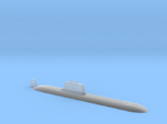 1/700 Typhoon Class SSBN (Waterline)