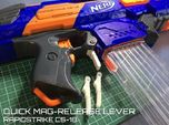 Quick Mag-release lever (Nerf Rapidstrike)
