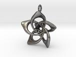 Petal Rings 5 Points - 2.5cm - wLoopet