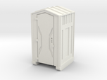 HO Scale Portable Toilet