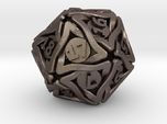 'Twined' Dice D20 MTG Spindown Life Counter Die 32