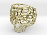 Hollow Skull - Size 10 (inner diameter = 19.76 mm)