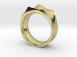 Triangulated Ring - 19mm