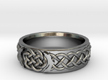 Celtic Wedding Knot Ring