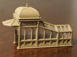 N Scale (1:160) Subway Kiosks (Set of 2)
