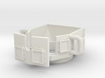 ~1/87 open MRAP/HMMWV turret (repaired)