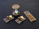 M&M Tokens (4 pcs) - Mice & Mystics