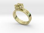 Simple RDA band ring sizes 5-15