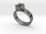 Simple RDA band ring sizes 5-15