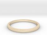Minimalist Spacer Ring (just under 2mm) Size 5