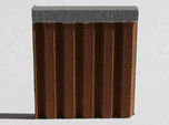 N Scale Sheet Piling (customizable)