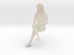 Barefoot Jan in Skirt 1/29 scale
