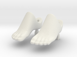 MMS Compatible Bare Foot