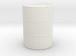1/16 scale 55 Gallon Oil Barrel