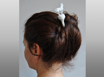 Hairstick with Horse (large size)